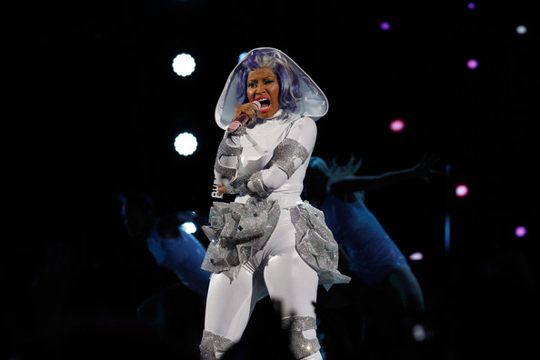 Ники Минаж на сцене :: фотообзор :: Ники Минаж (Nicki Minaj)