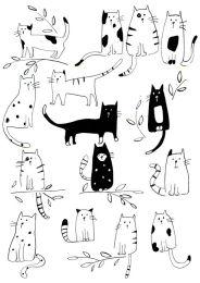 10.Картинки для лд черно белые