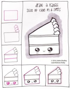 11.Картинки для срисовки карандашом для лд