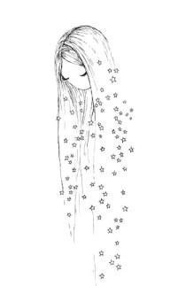 03.Красивые картинки для срисовки для девочек