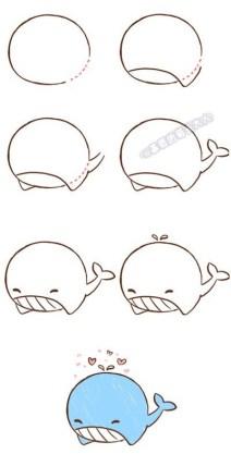 03.лёгкие рисунки для срисовки карандашом для начинающих