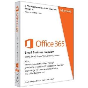 Microsoft Office 365 Malgranda Komerca Premio