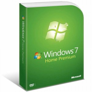 Microsoft Windows Home Premium 7