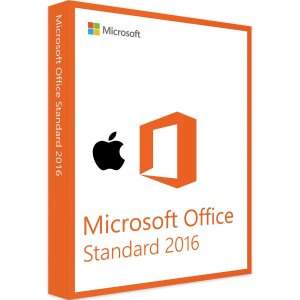 Microsoft Office Standard 2016 til Mac som USB-stick