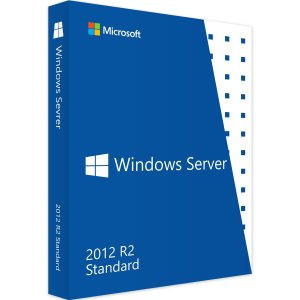 Microsoft Windows Server 2012 R2 Normo