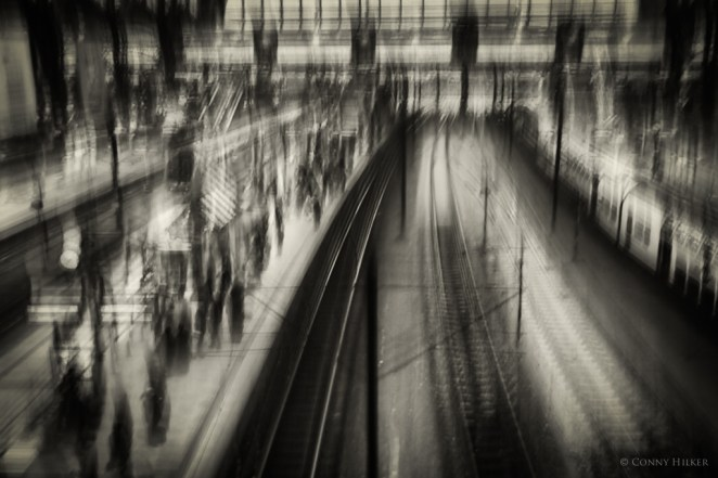 Central Station in motion 5