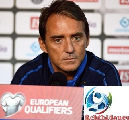 HLV Roberto Mancini tiết lộ đội hình tham dự EURO 2020