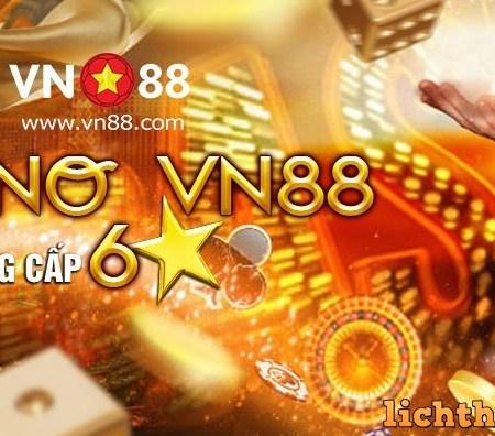 VN88 – Nhà cái hàng đầu Việt Nam – Đánh giá chi tiết về Nhà cái VN88