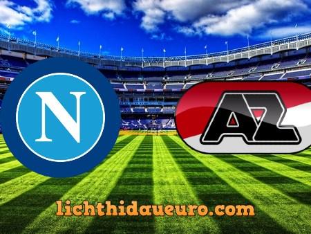 Soi kèo Napoli vs AZ Alkmaar, 23h55 ngày 22/10/2020