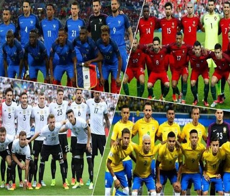 10 đội bóng vô địch Euro qua các mùa giải