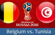 Tỷ lệ cược, kèo Bỉ vs Tunisia 19h ngày 23/06