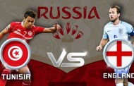 Tỷ lệ cược, kèo Tunisia vs Anh lúc 1h00 ngày 19/06 bảng G