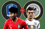 Nhận định Hàn Quốc vs Đức 21h ngày 27/06
