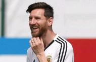 Messi khẳng định không treo giầy nếu chưa vô địch World Cup