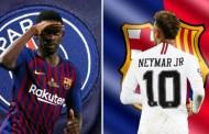 Barca muốn dùng 'lá bài Dembele' trao đổi Neymar