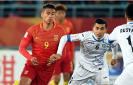 U23 Trung Quốc chính thức bị loại sớm