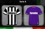 Nhận định trận đấu giữa Udinese - Fiorentina 00h00' 01/03/2020