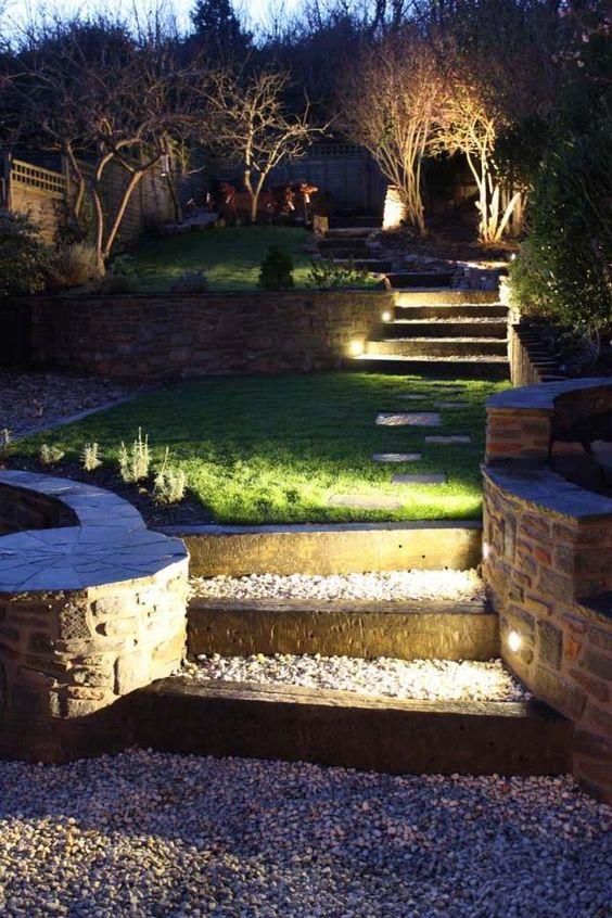 Gartenbeleuchtung: Ästethik und Sicherheit