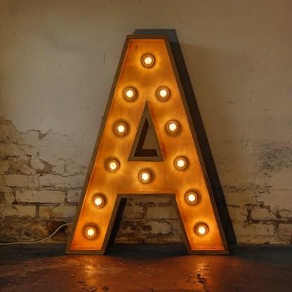 Lichtletter A
