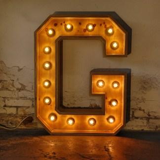 Lichtletter G