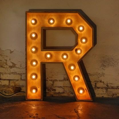 Lichtletter R
