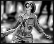 Annahme - Steffi Herrmann - Against the war