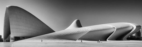 Fred Eversmann - Zaha's Spaceship