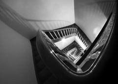 Claudia Dietl - Treppenhaus