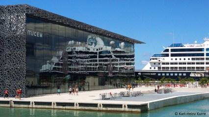 Marseille - Musée des Civilisations de l'Europe et de la Méditerranée