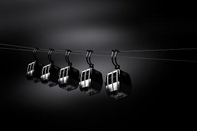 Rolf Endermann - cable car