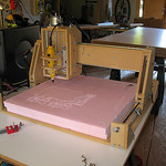 Flickr Creative Commons - DIY CNC machine - oomlout