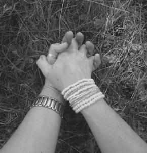 Handen verbinden forever