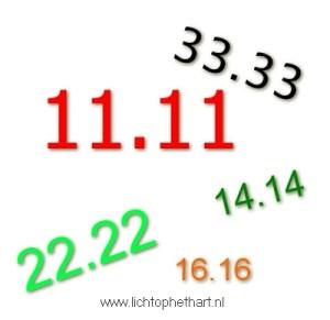 Dubbele getallen