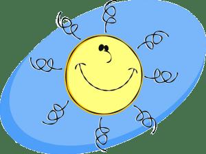 Verjaardag en blog in het zonnetje