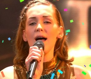 Nina winnares Idols 2016