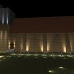 DIALux Simulation Kloster Ilsenburg