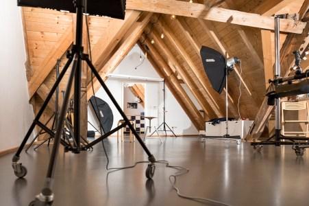 Studiobereich