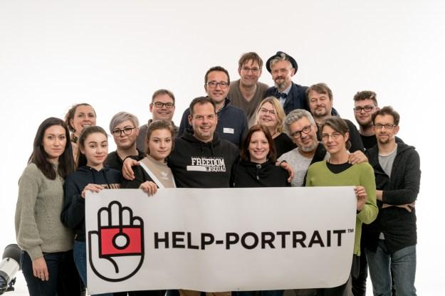 Help Portrait