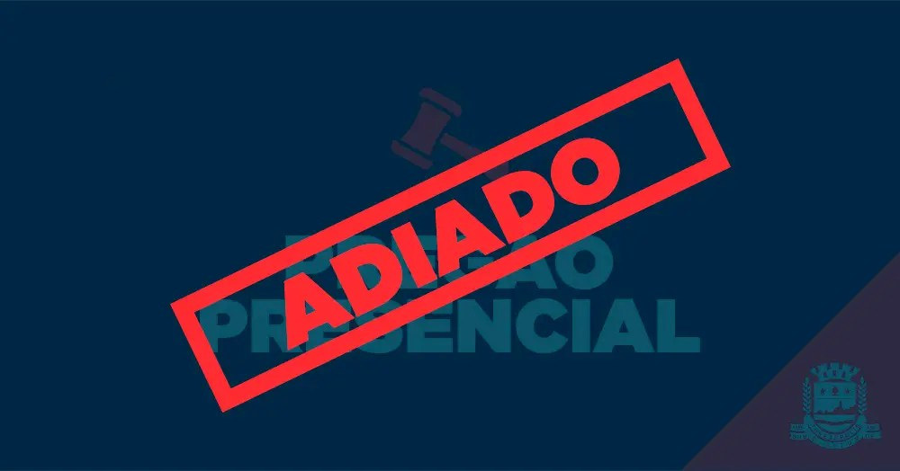 021/2020 – PREGÃO PRESENCIAL (ADIADO)