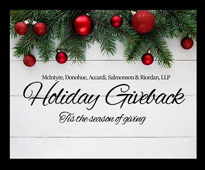 MDASR 2020 Holiday Giveback to the Community