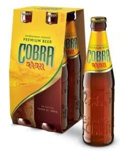 Cerveza Cobra