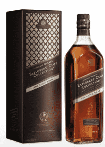Johnnie Walker Explorers Club Collection Series