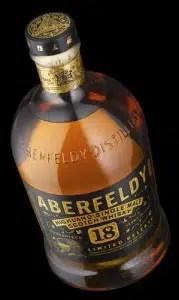 Aberfeldy 18 Años