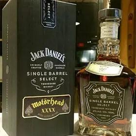 Jack Daniels Single Barrel Motorhead