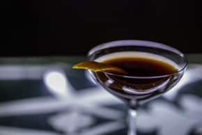 Glenrothes Sherry Cask Manhattan