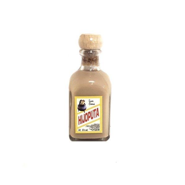 Licor Crema Hijoputa