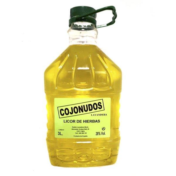 Licor de Hierbas Cojonudos
