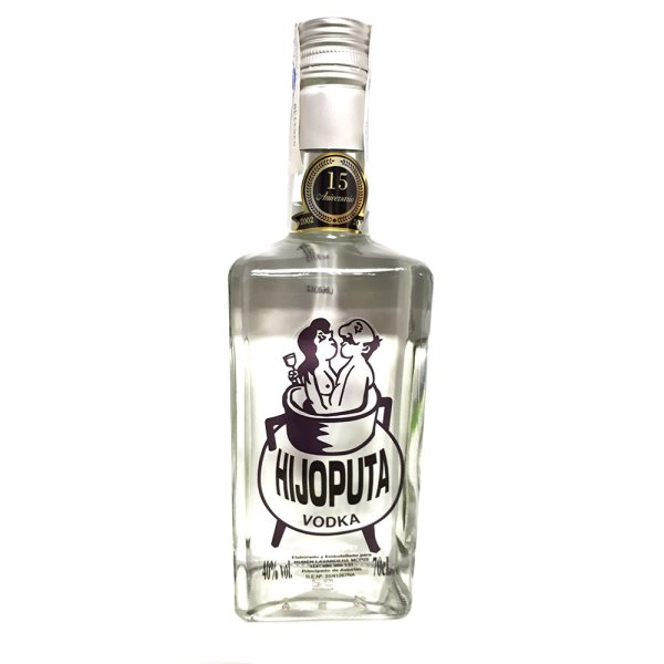Vodka Hijoputa