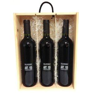 vino articulo 155 75cl 3 unidades