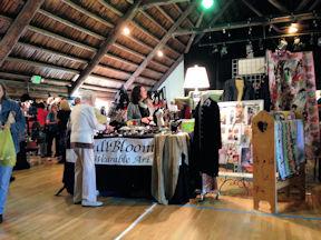 Longbranch Improvement Club Fiber Arts Show 2015